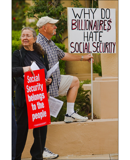 The Great Social Security Hoax